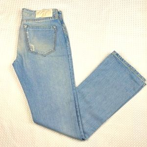 NWOT Loomstate 100% Organic Cotton Jeans size 30